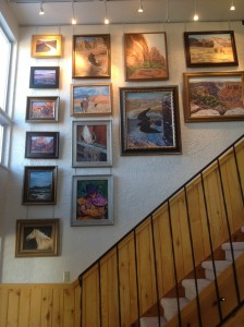 artwork_on_stairway