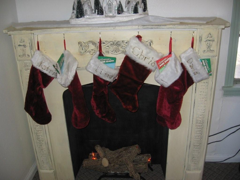 Christmas Stocking Hooks