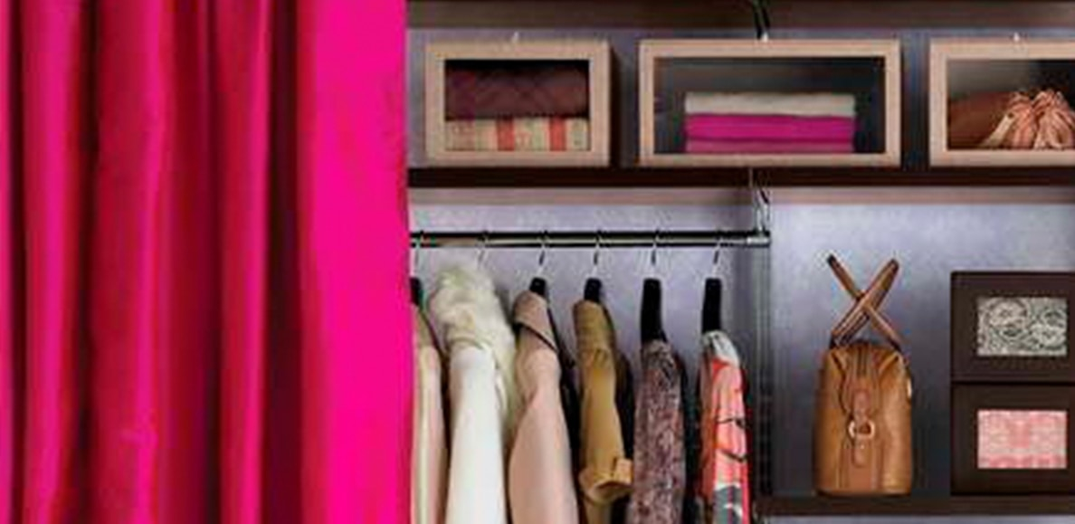 Storage Curtain Tracks