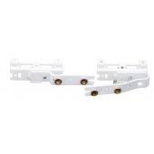 85570 Master Carrier for Ripplefold with Swivel Feet, Pair