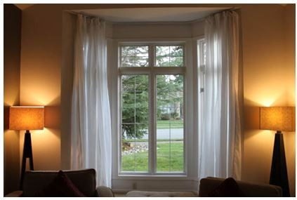 Measure Twice, Order Once: Curtain Tracks For Bay Windows