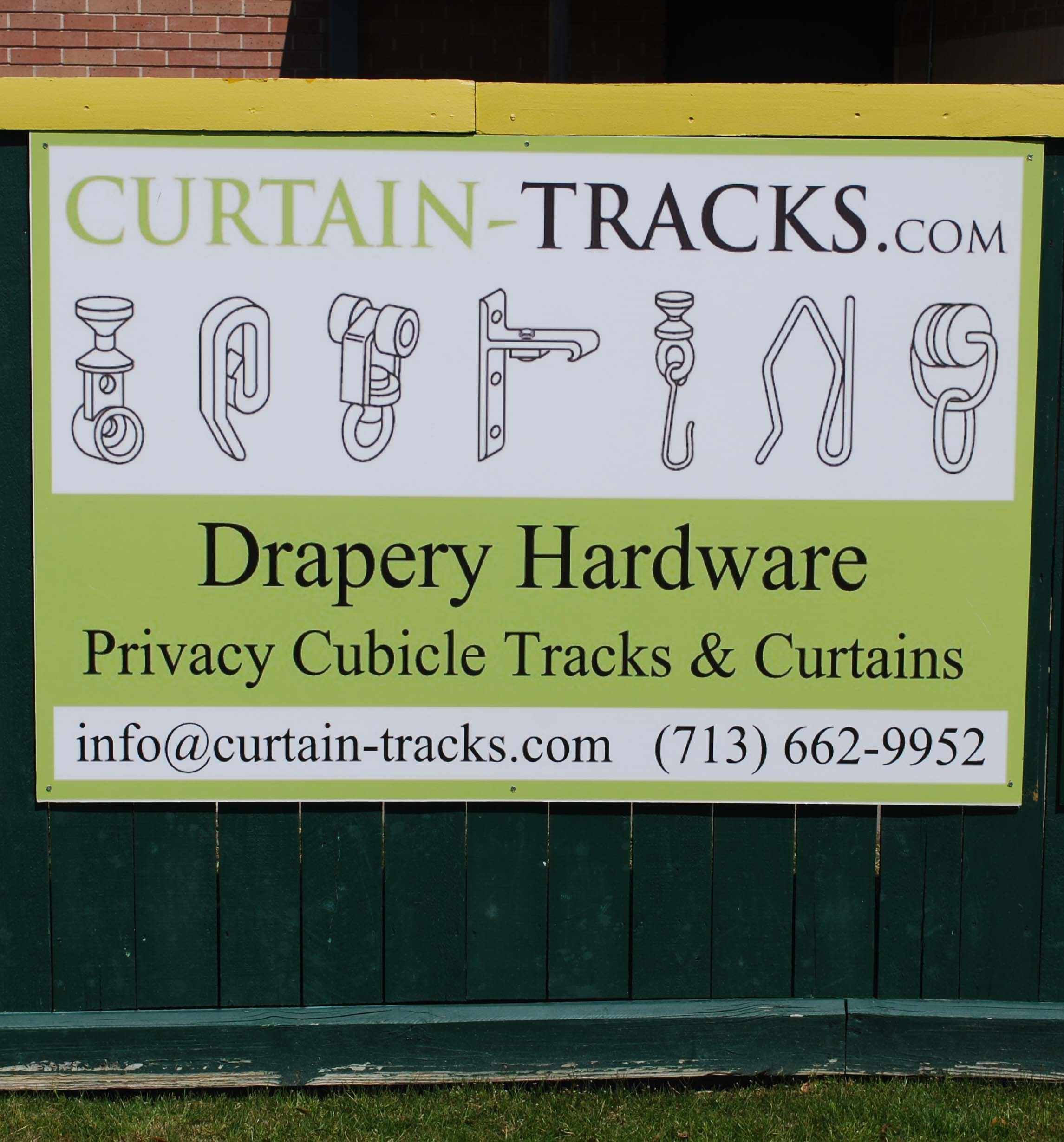 Curtain-Tracks.com Sponsors Little League Baseball