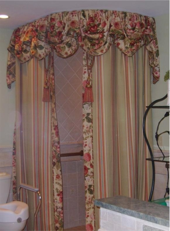Customer Testimonial - Curved Shower Curtain Track