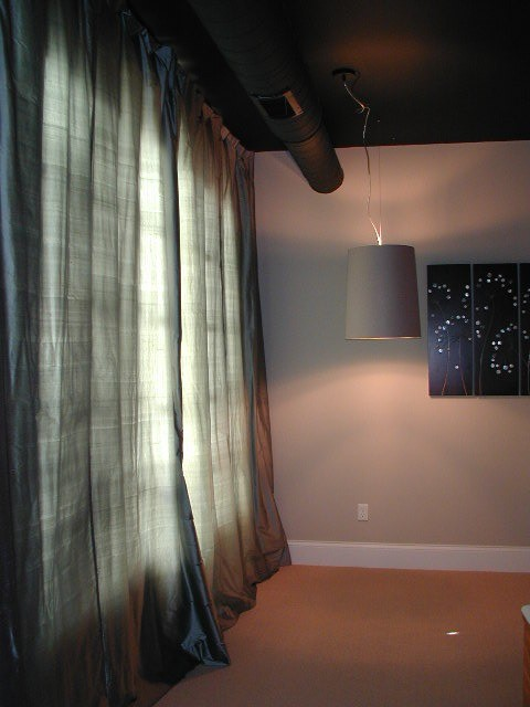Customer Testimonial - Floor to Ceiling Curtain