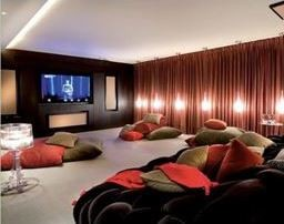 Have The Best Home Theatre On The Block Thanks To Curtains