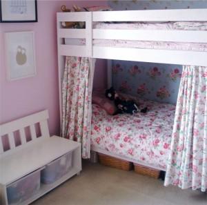 Bunk Bed Privacy Curtain Curtain Menzilperde Net