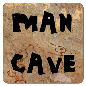 Carving Out a Man Cave