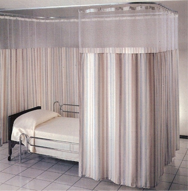 Keep Under Cover with Our Hospital Curtain Track
