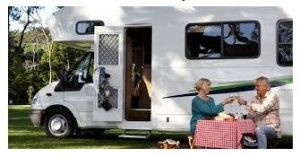 Curtain Tracks for the Family RV