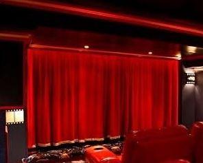 Oh The Drama: Theatre Curtain Tracks