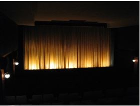 Lights, Camera, Theatre Curtains