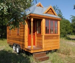 Curtain-Tracks and The Tiny House Movement