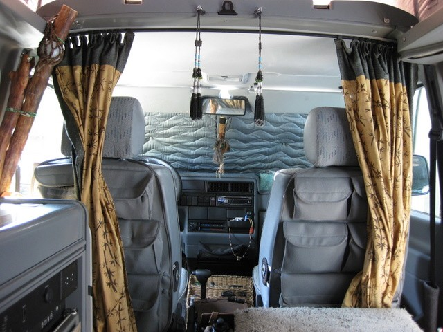 Curtains on the Move: Hanging Curtains in Your Vehicle